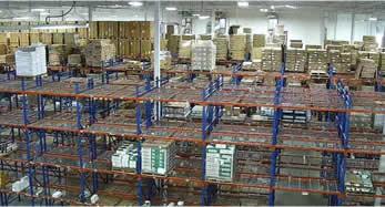 3PL Warehouse